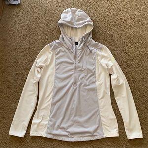 Nike Fleece Quarter Zip Hoodie